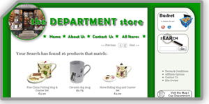 The ONline Department Store