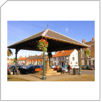 Easingwold Market Place