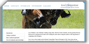 Lucy Holliday Eventing